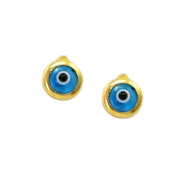 f493fc9a47 Παιδικά Κοσμήματα   Σκουλαρίκια   Μάτι
